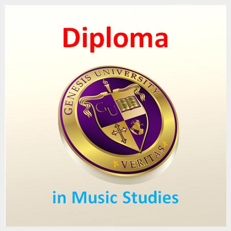 Diploma in Christian Music Studies